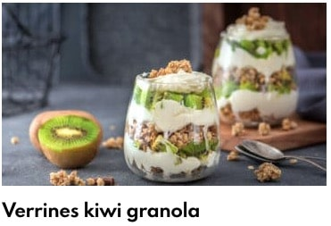 verinnes kiwi granola