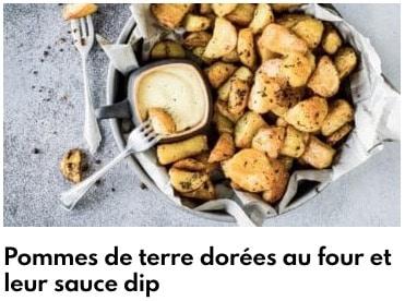 pommes de terre sautés