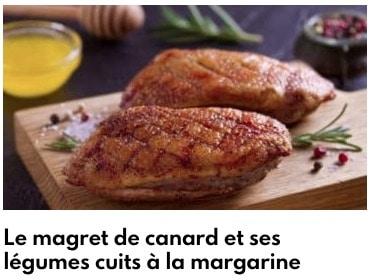 magret de canard