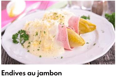 endives jambon