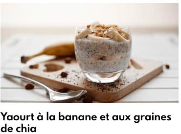 yaourt aux graines de chia