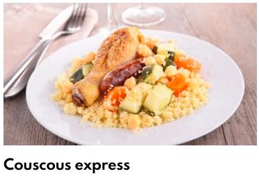 couscous orientale
