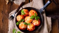 tomate farcies cyril lignac
