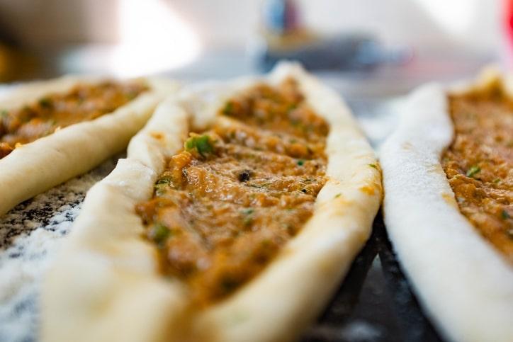 pizza turque pide