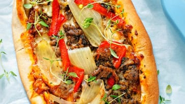 pizza turque pide