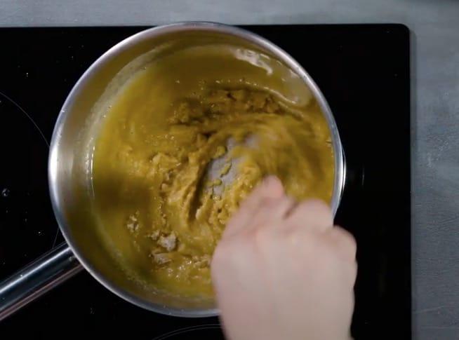 cookies rhubarbe framboise