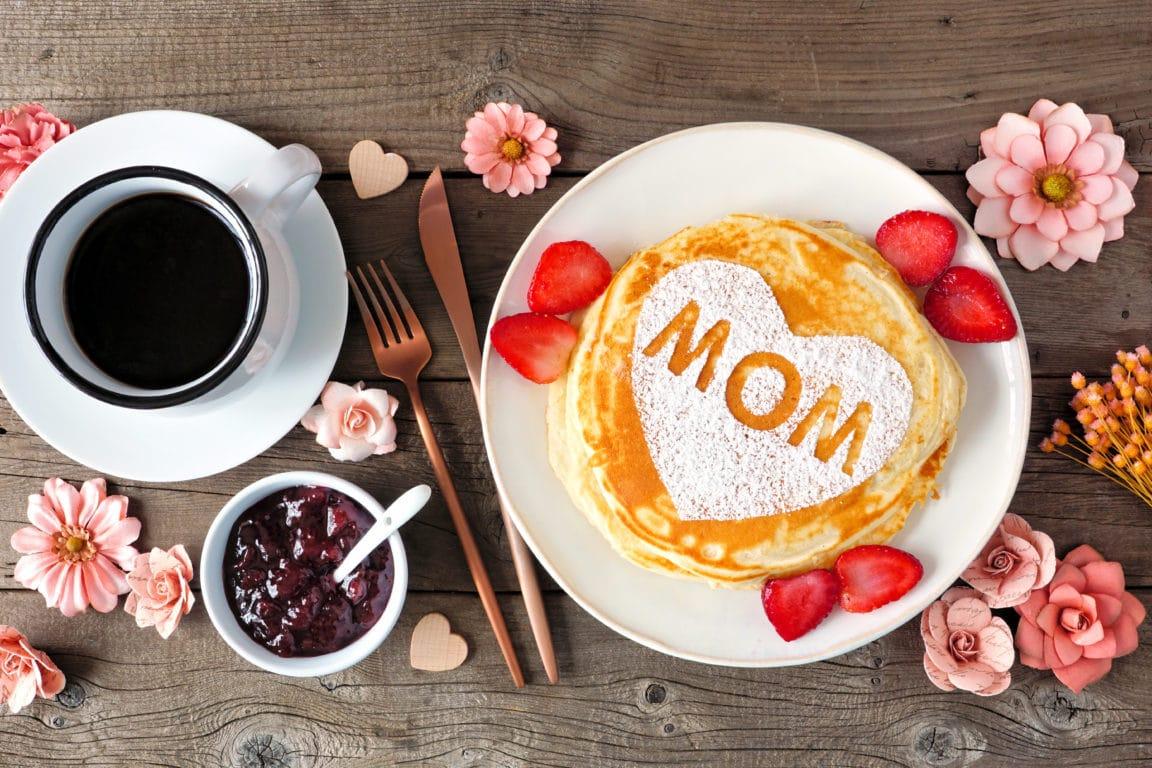 repas fêtes des mères