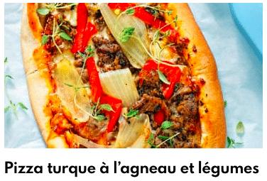 pizza turc