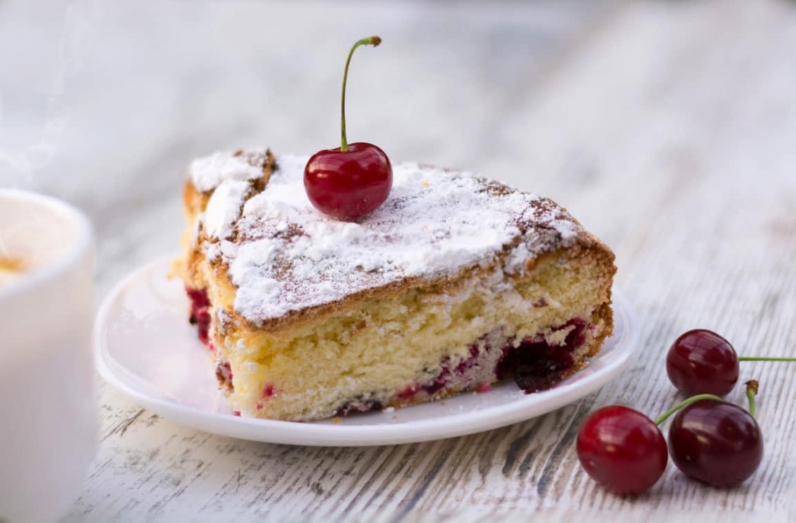 tarte aux cerises