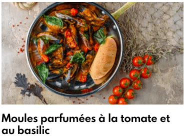 moules tomate