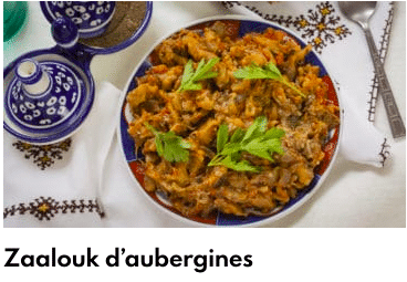 zaalouk aubergine