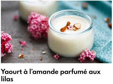 yaourt amande
