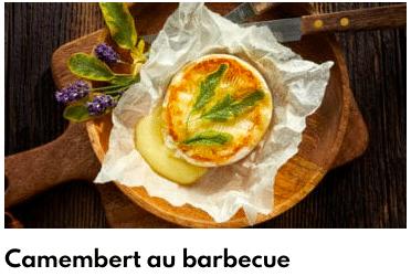camembert barbecue