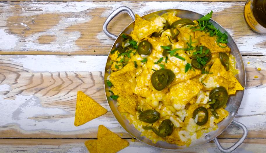 nachos fromage
