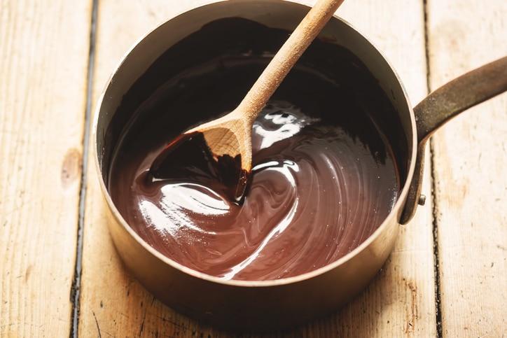 gâteau chocolat sans oeufs