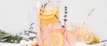 limonade lavande