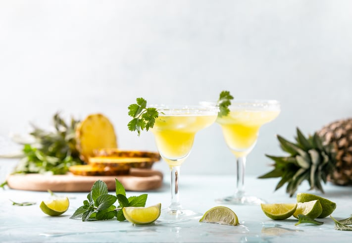 margarita ananas