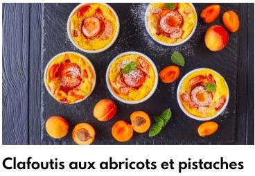 clafoutis abricots
