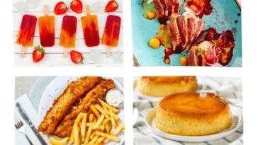 menu semaine 17 au 23 aout