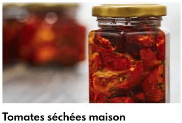 tomates secos caseros
