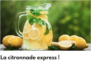 limonada exprés