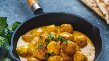 curry de boulettes