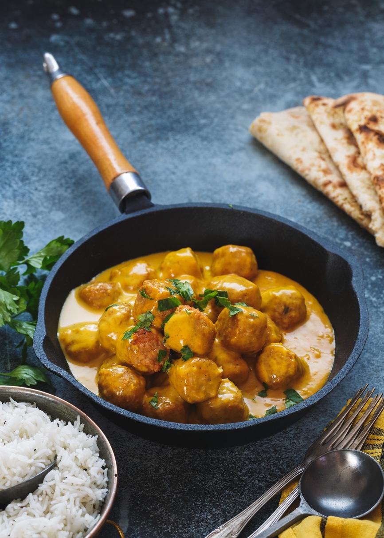curry de boulettes