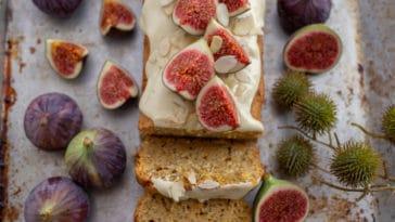 gâteau figues mascarpone