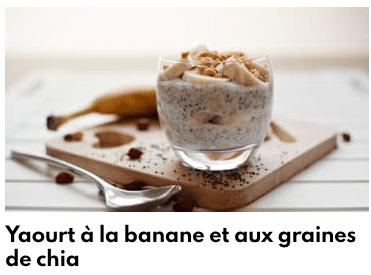 yaourt banane