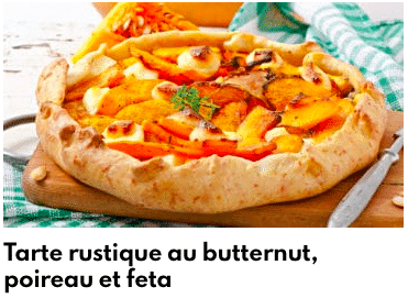 tarte rustique