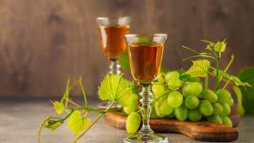 liqueur raisin