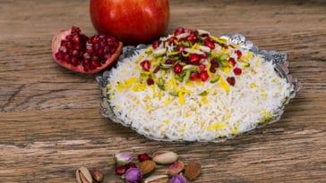 riz au safran