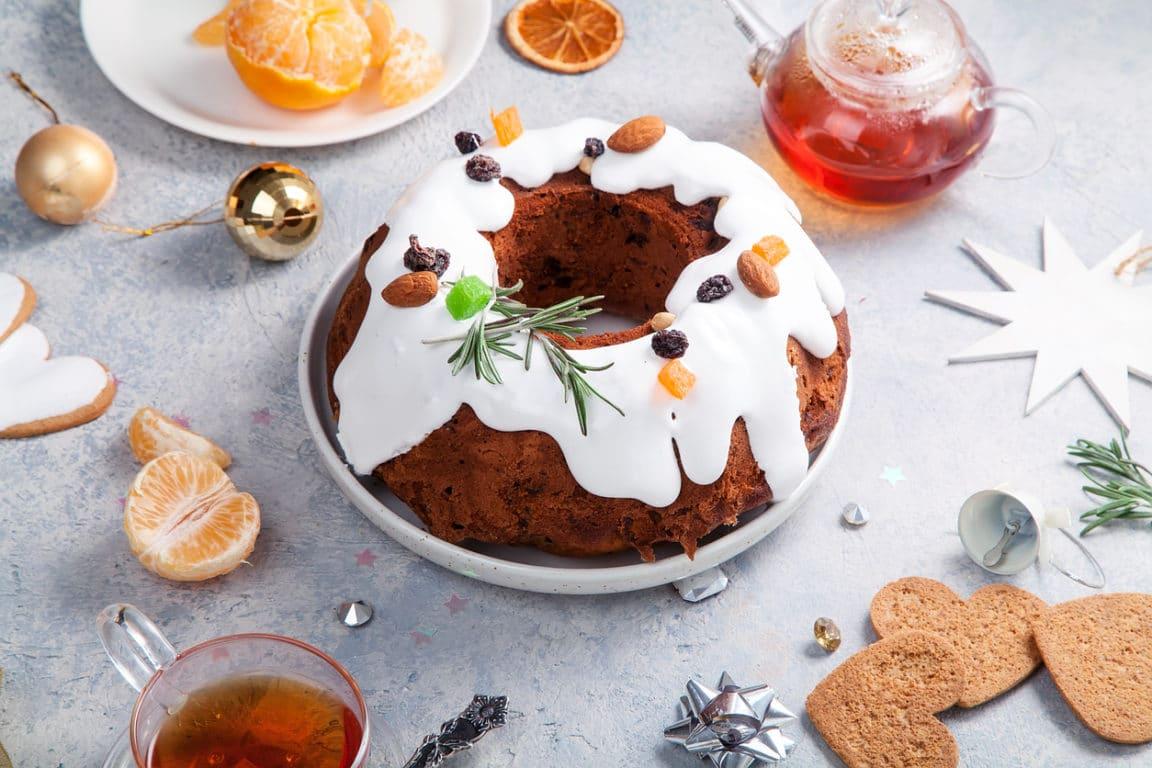 cake au gingembre