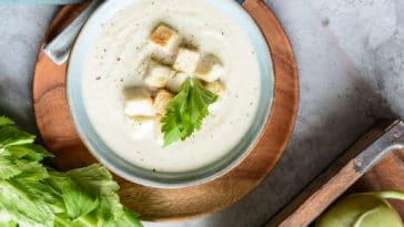 soupe chou-rave