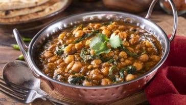curry de pois chiche