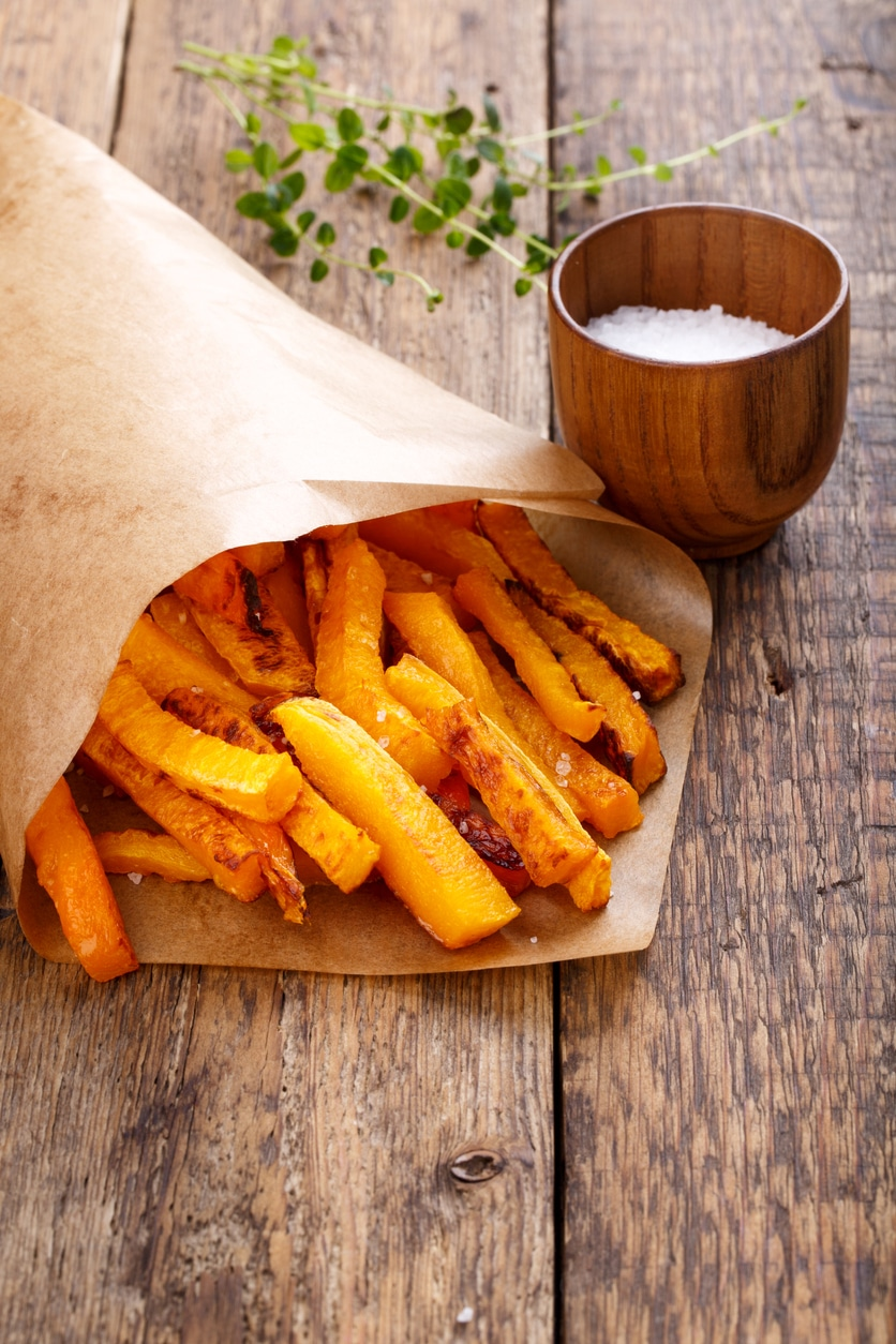 frites butternut