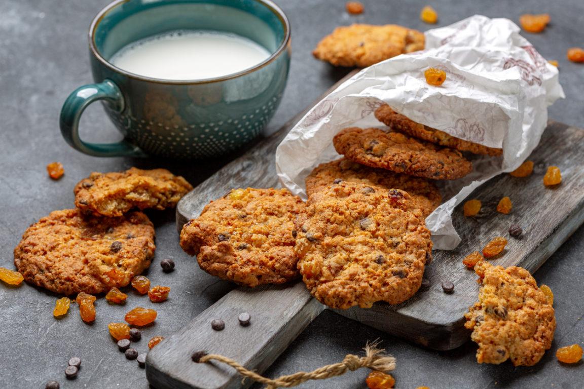 biscuits avoine