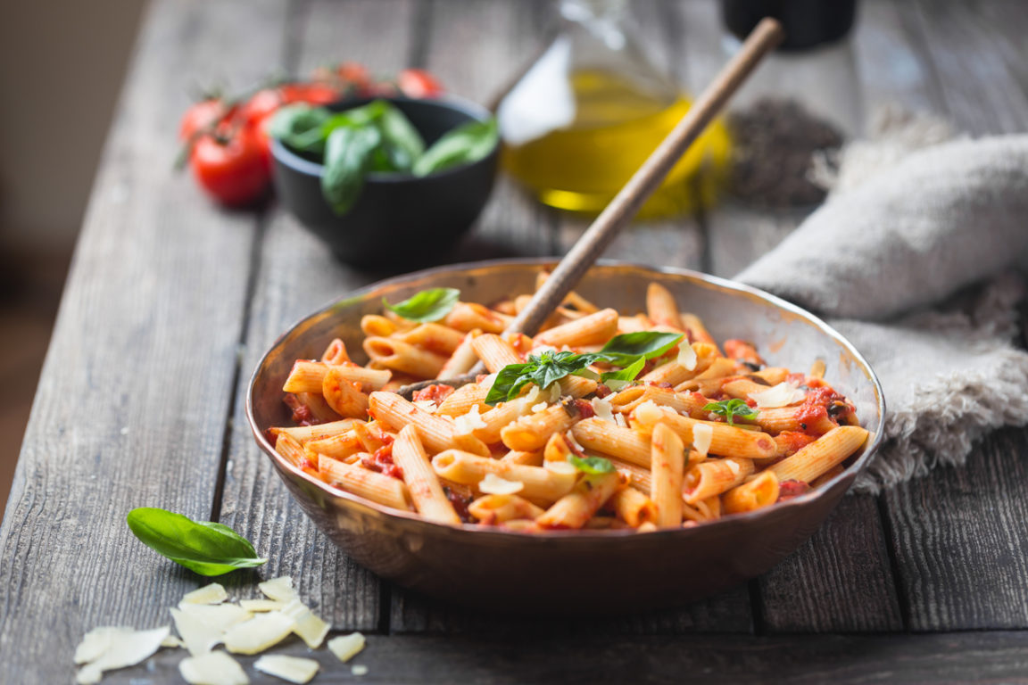 penne gourmandes