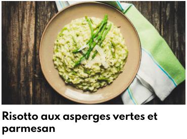 risotto parmesan
