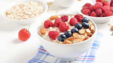 Porridge son d'avoine