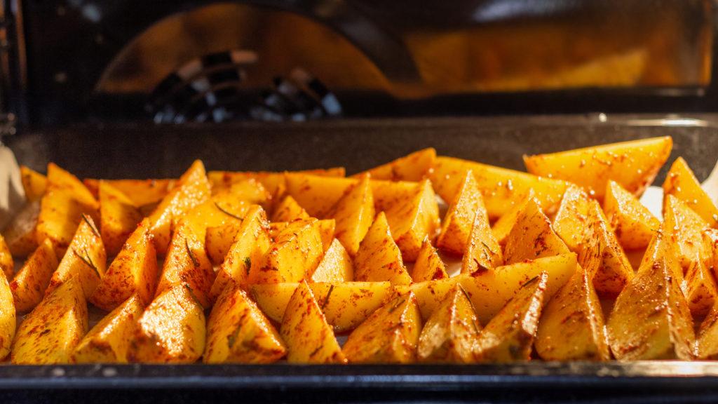 Potatoes à cuire