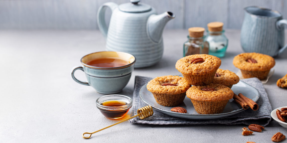 muffins noix de pécan