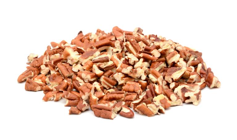noix de pécan concassées