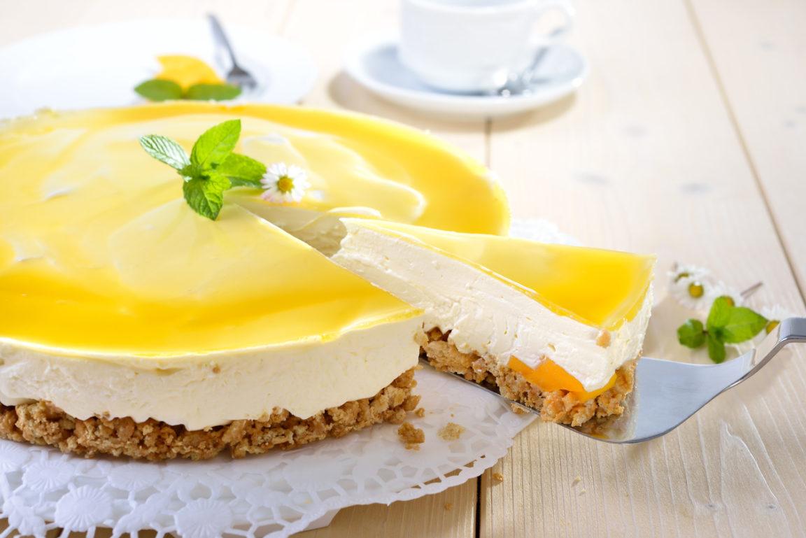 cheesecake mangue