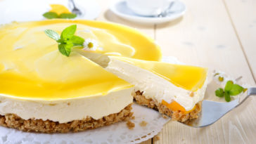 cheesecake mangue