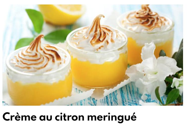 Creme citron meringué