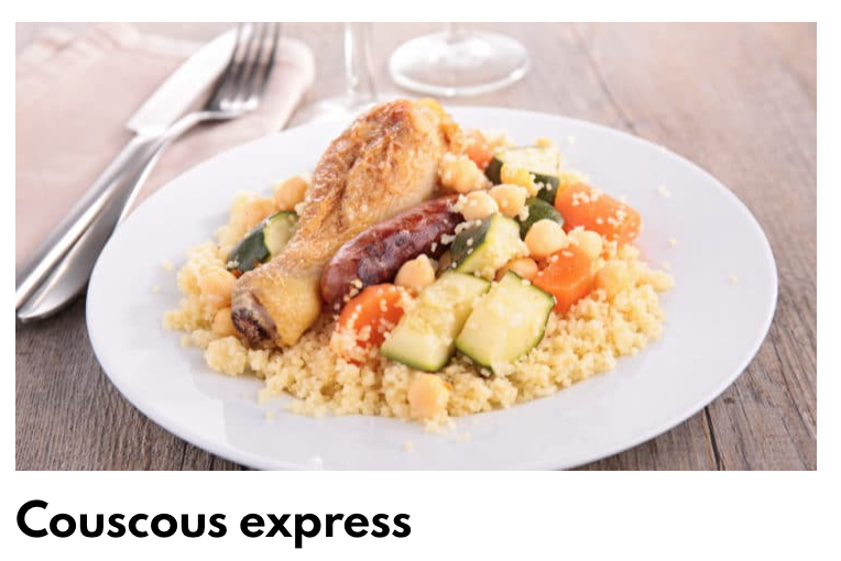 Couscous express