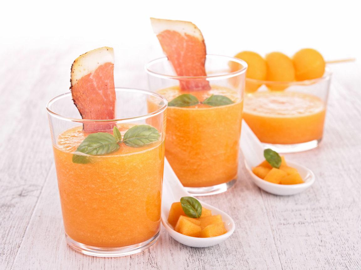 Gaspacho de melon