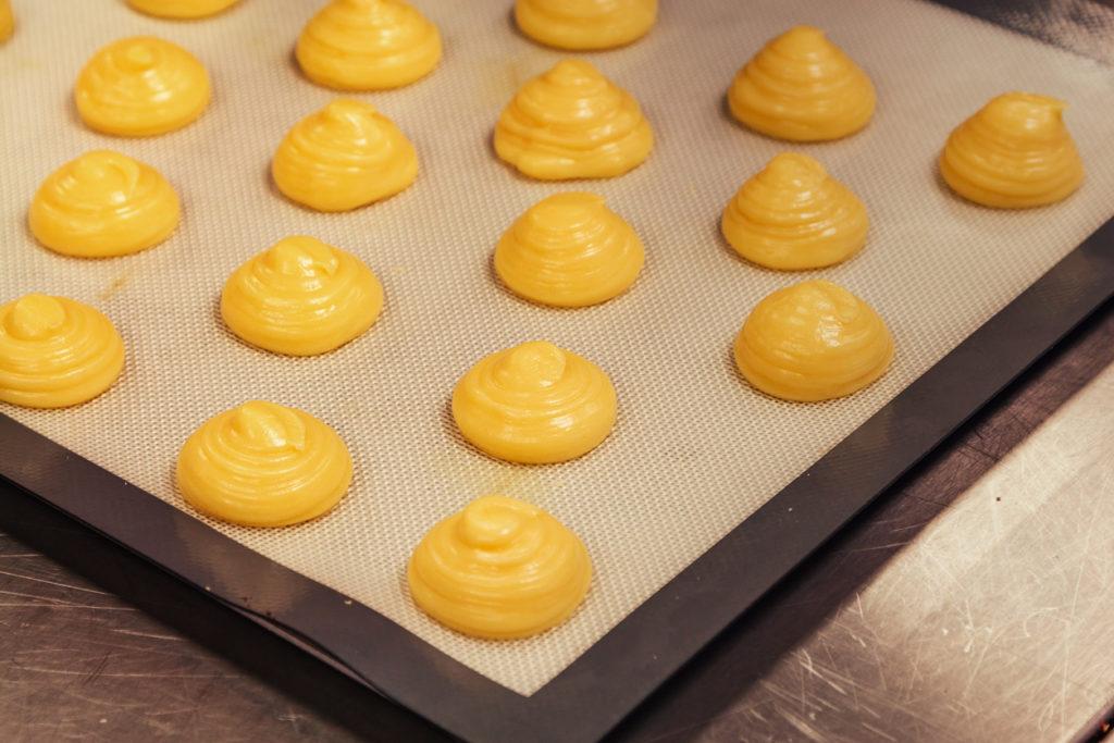 Pâte chouquettes