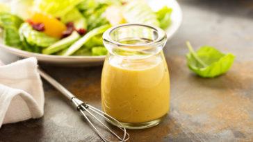 Sauce vinaigrette moutarde